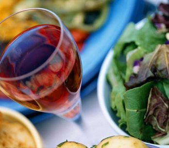 De ideale wijn bij het juiste gerecht