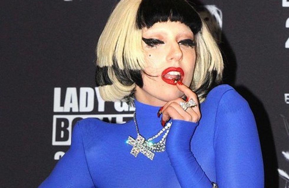 Lady Gaga : bientôt en photo sous sa douche