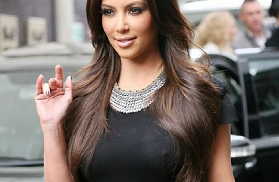 Kim Kardashian : un parfum spécial pour son mariage
