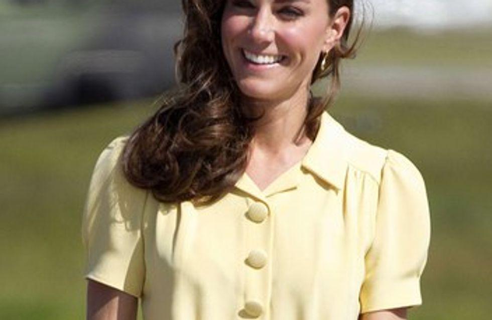 Kate Middleton : son look critiqué par Kelly Osbourne