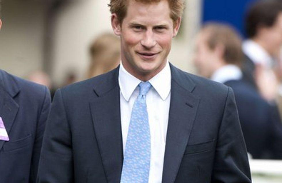 Le Prince Harry est en vacances sans sa girlfriend