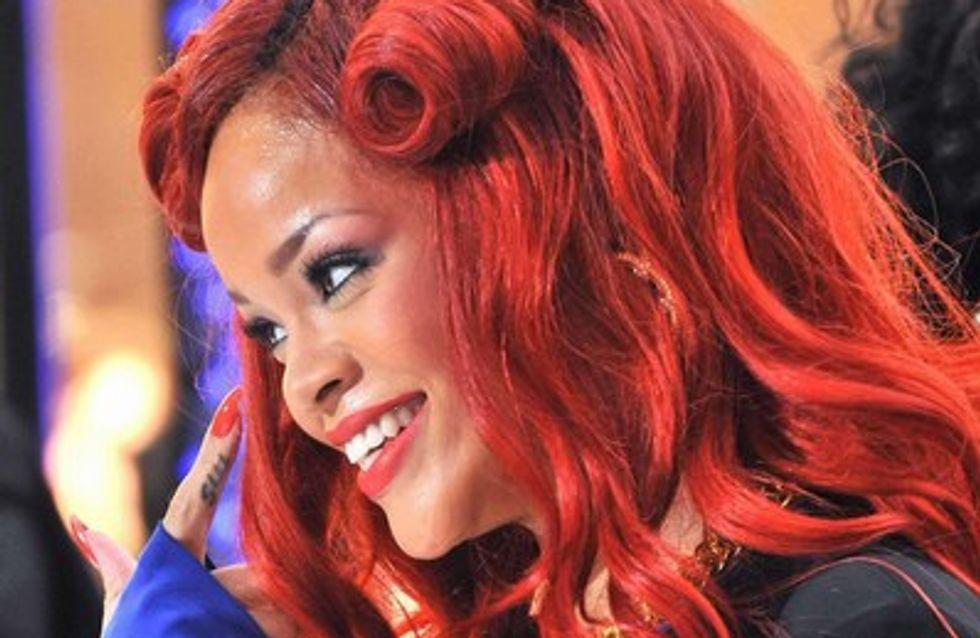 Photos : Rihanna s'éclate sur la plage