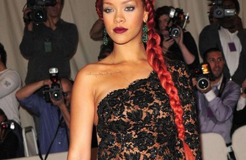 Rihanna : 65 000 euros par mois pour chouchouter ses cheveux