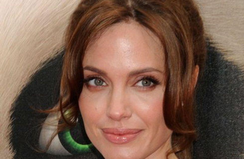 Angelina Jolie : elle en a marre de jouer les mères au foyer !