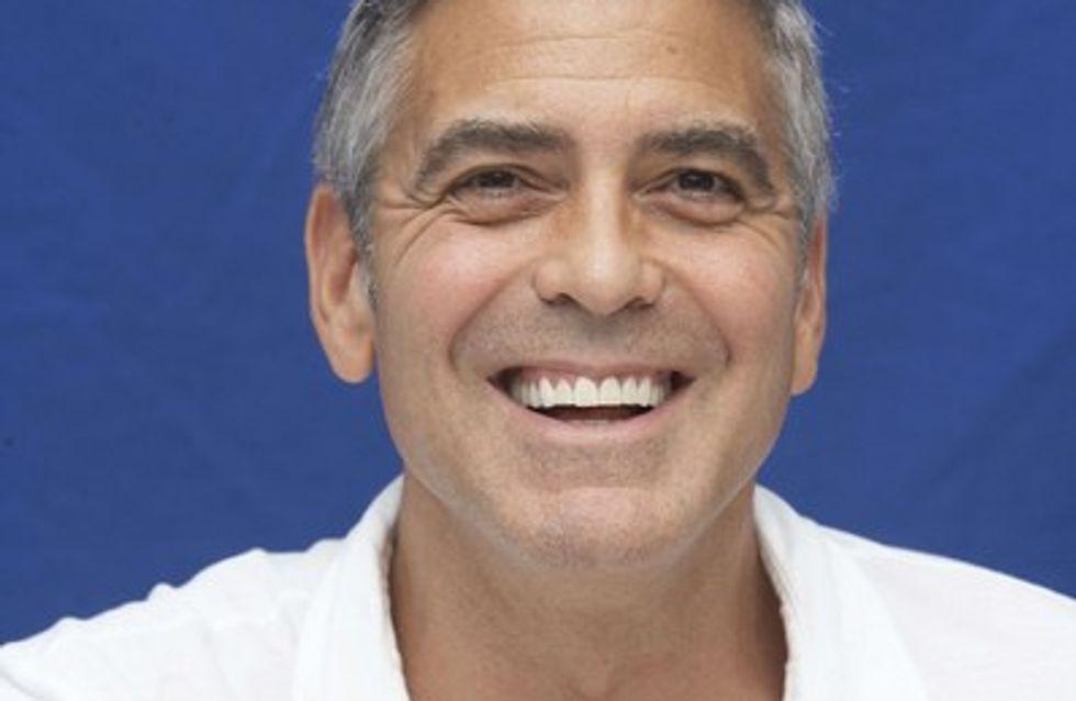 George Clooney : il cuisine pour sa catcheuse