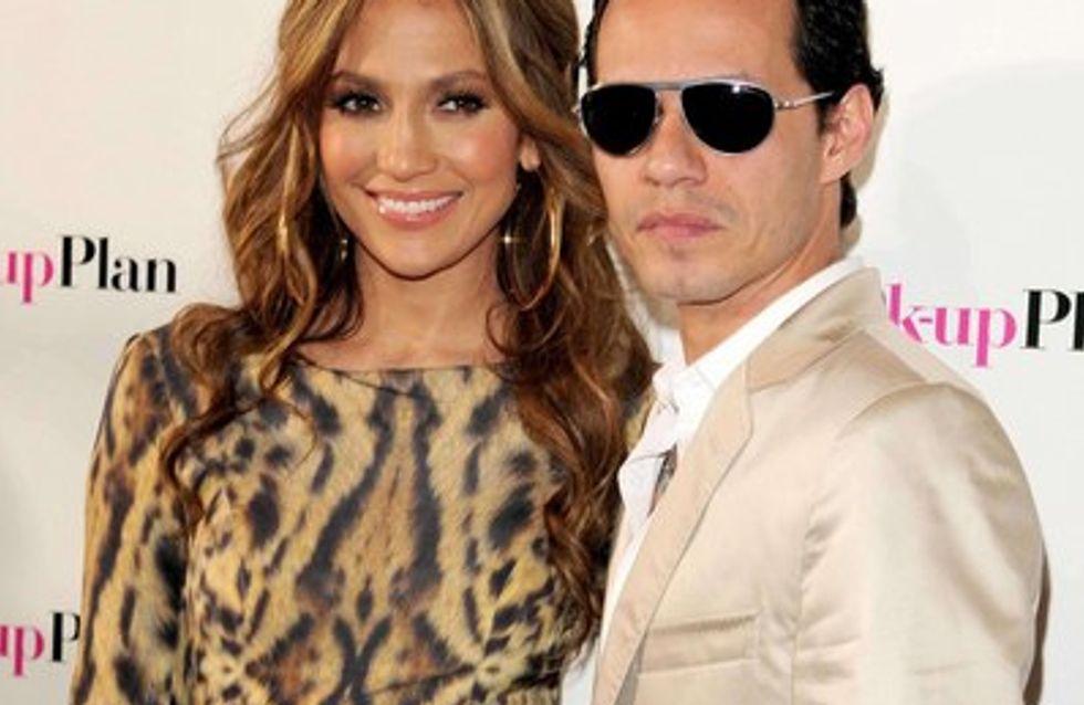 Jennifer Lopez : de nouveau avec Marc Anthony ?