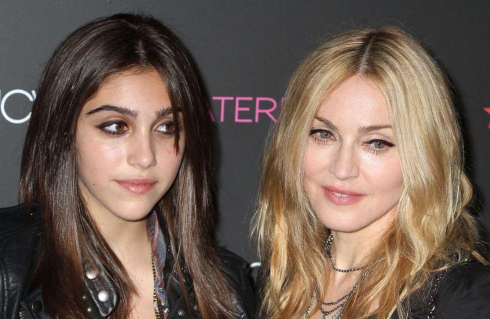 Madonna et sa fille se lancent dans la cosméto !