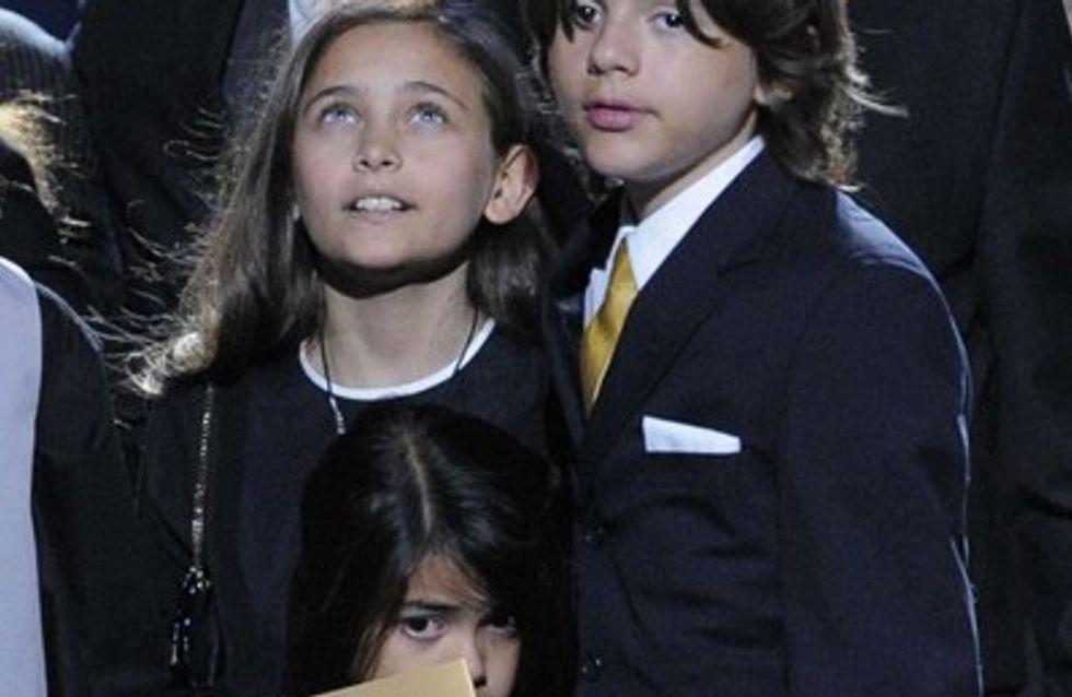 Michael Jackson : que deviennent ses enfants ?