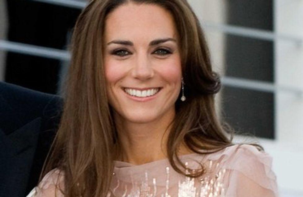 Kate Middleton : non, elle n'est pas si maigre que ça !