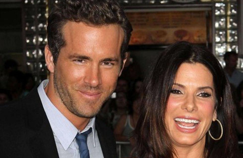 Ryan Reynolds et Sandra Bullock : ils ne se quittent plus