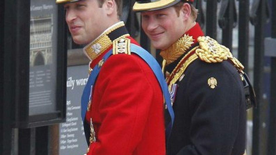 Prince William : son frère Harry le taquine sur son poids