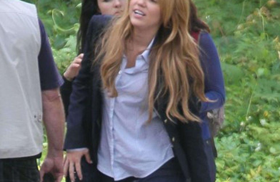 Miley Cyrus : pas de vacances cet été !