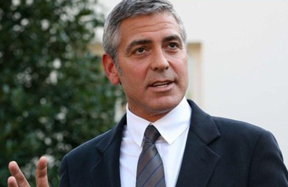 George Clooney : Vous me parlez encore de mariage et d'enfants ?