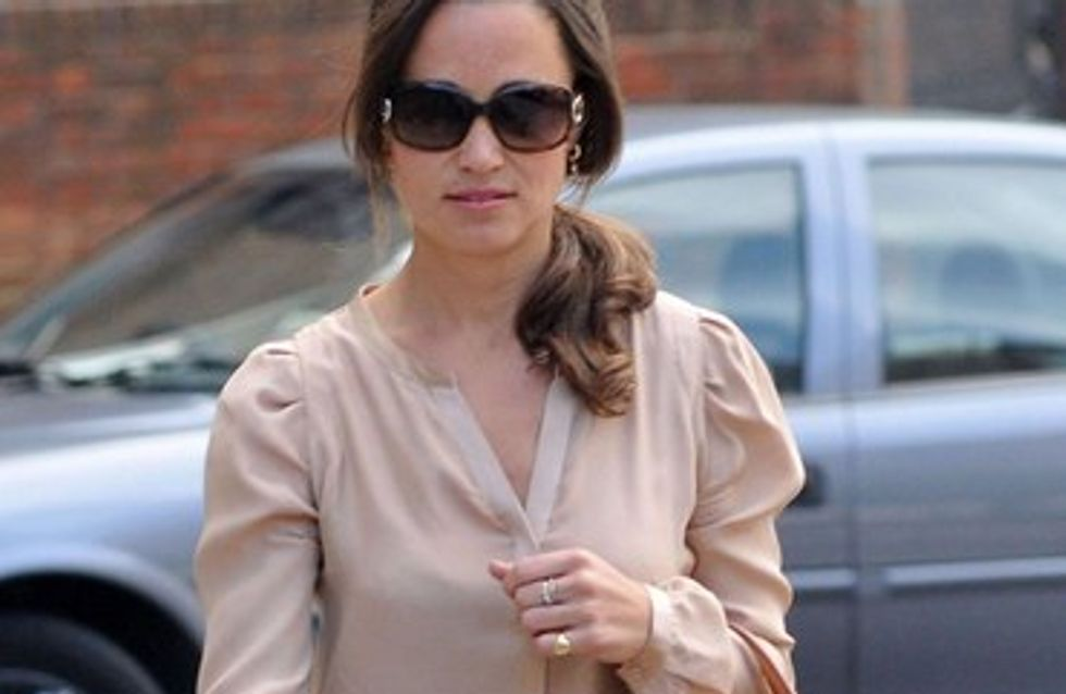 Pippa Middleton privée de voyage !