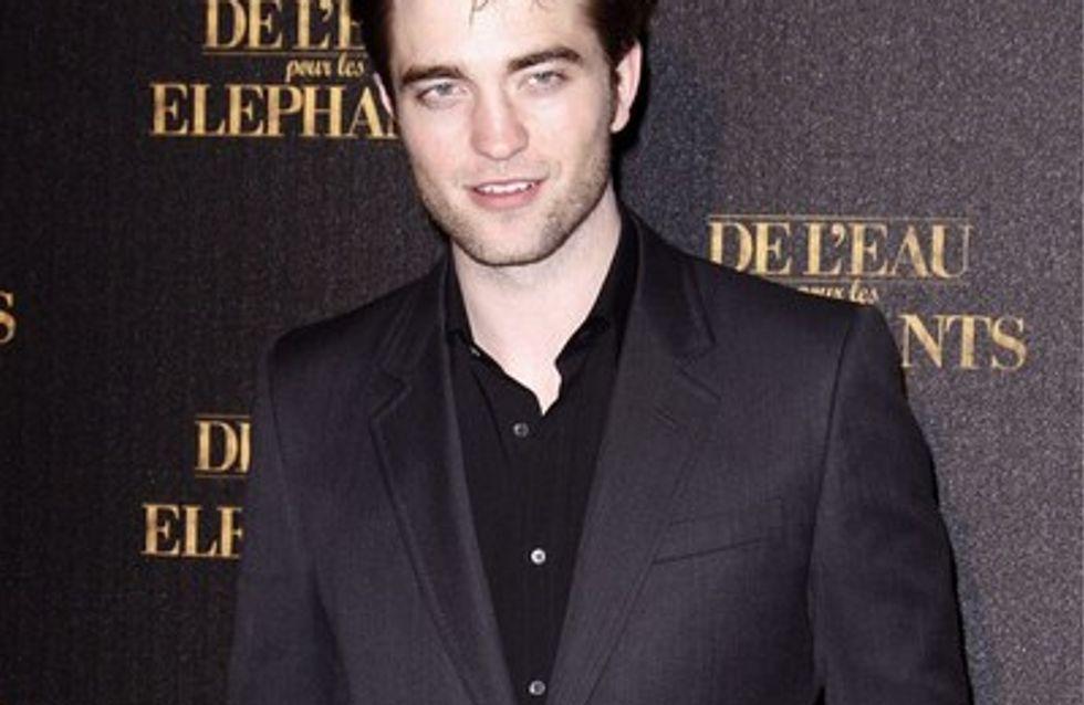 Robert Pattinson : Je suis très romantique