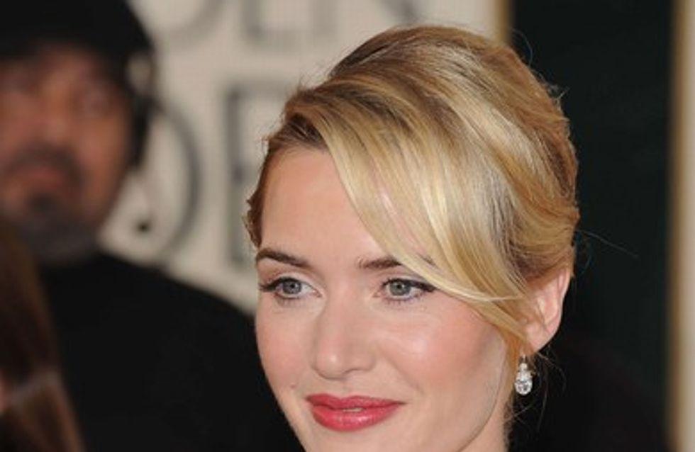 Kate Winslet : elle a eu chaud pendant ses vacances