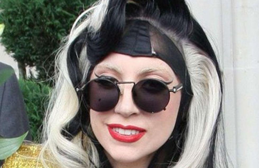 Lady Gaga au pays des Simpson