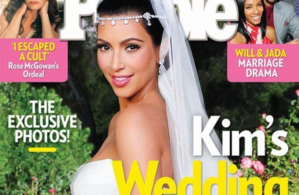 Kim Kardashian : ses confidences sur son mariage
