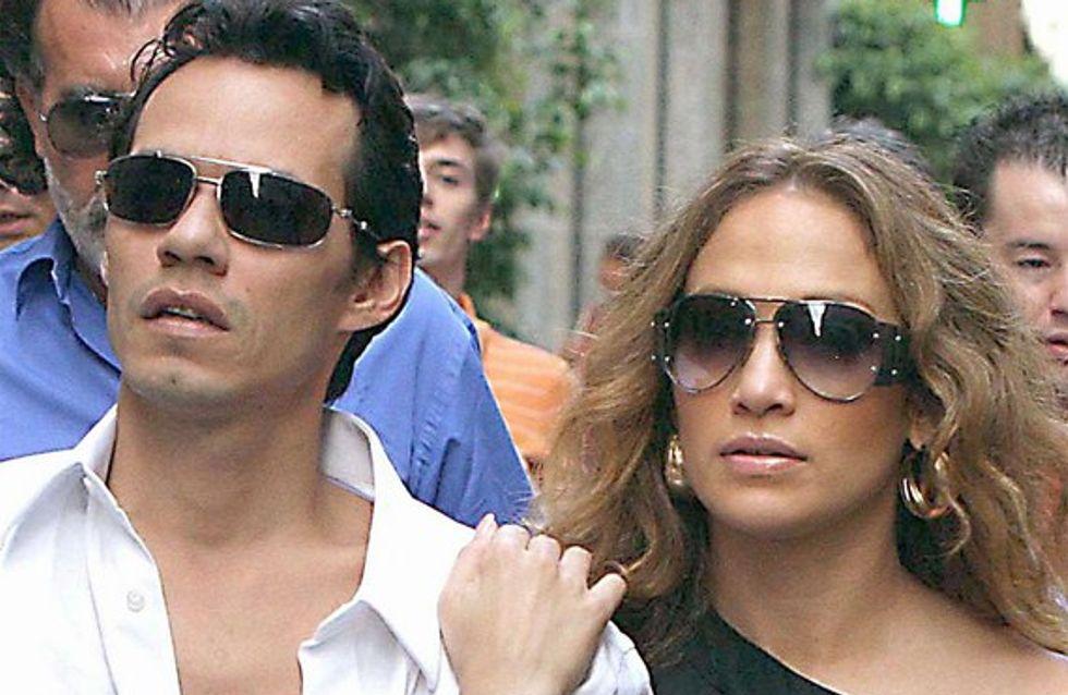 Jennifer Lopez : des vacances avec Marc Anthony pour sauver leur mariage ?