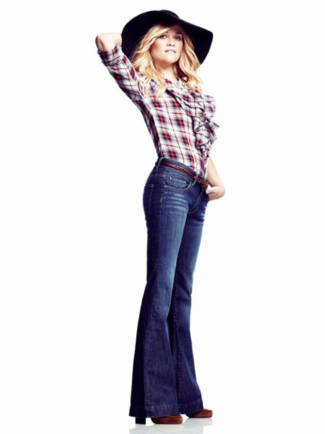 Reese Witherspoon : elle nous habille pour l'hiver