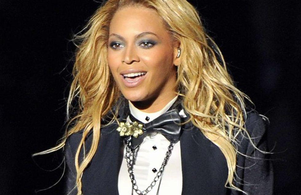 Beyoncé : très sensuelle pour le clip de '1+1'