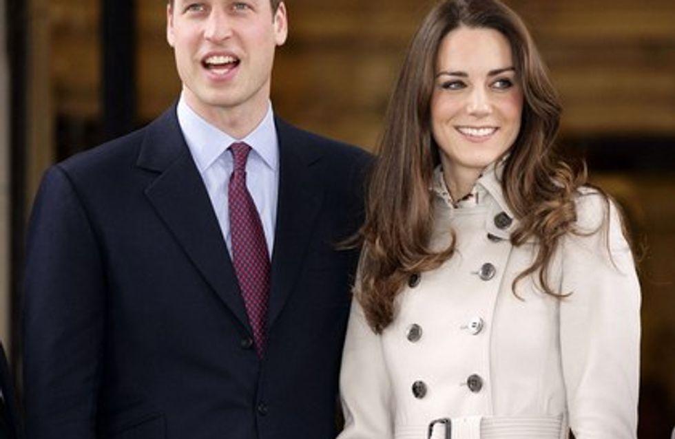 Kate et William : tous les détails de leur soirée en amoureux