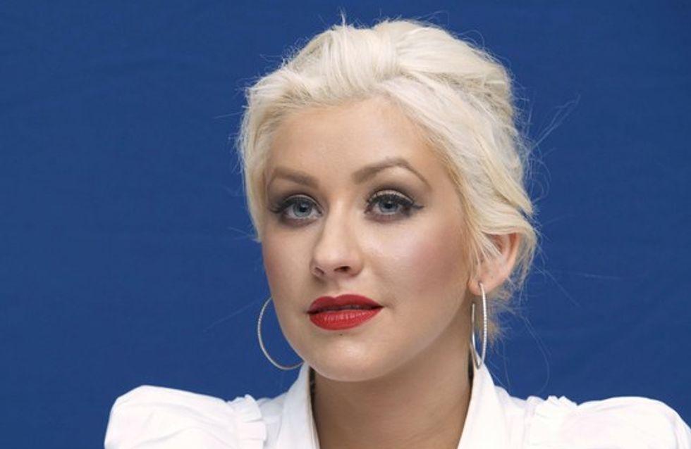 Christina Aguilera accusée de frapper son fils