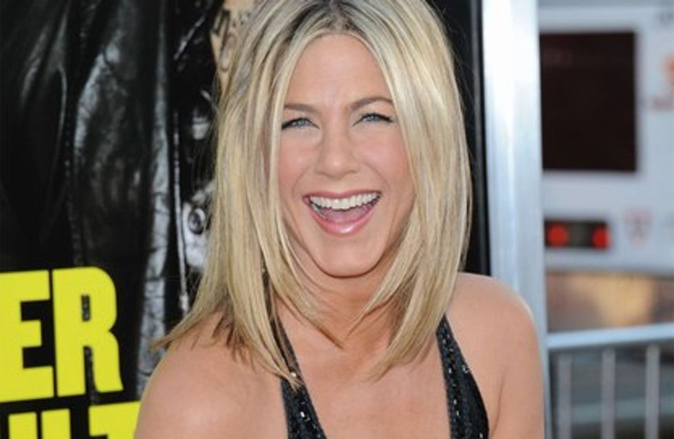 Jennifer Aniston enceinte de jumeaux ?