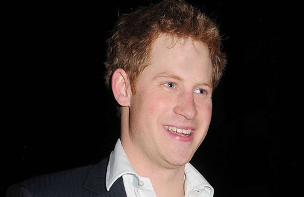 Le Prince Harry saoul en boîte de nuit !