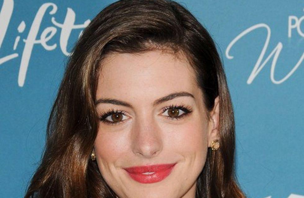 Anne Hathaway : son secret beauté