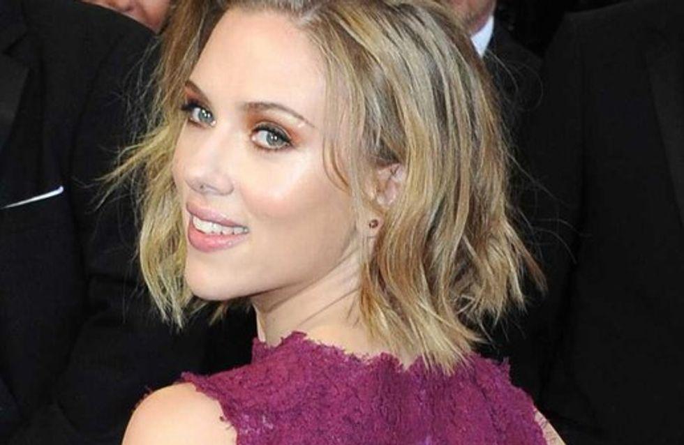 Scarlett Johansson se prend pour Brigitte Bardot