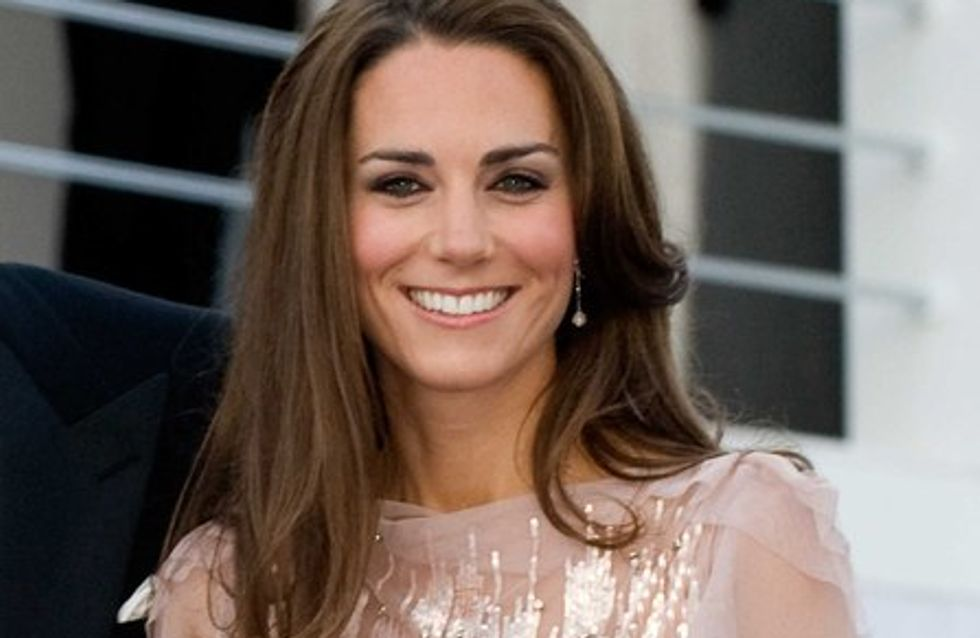 Kate Middleton : la reine Elizabeth II la gâte