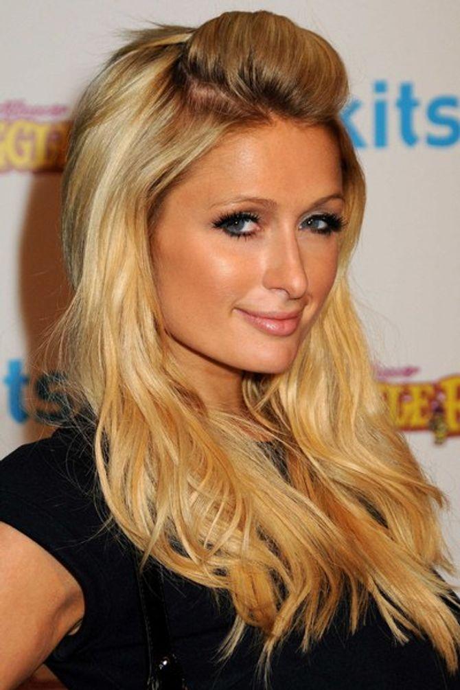 Paris Hilton Sipa