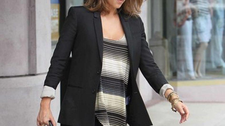 Jessica Alba : son programme minceur après bébé