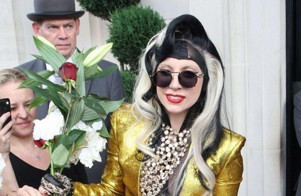 Lady Gaga en couple ?