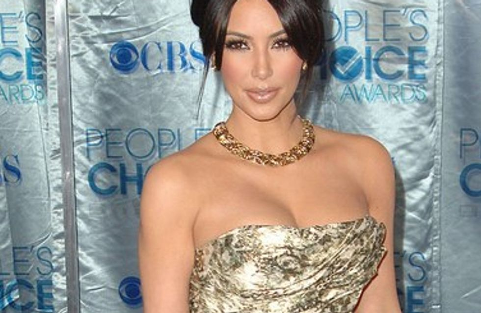 Kim Kardashian : sa sœur veut tomber enceinte avant elle