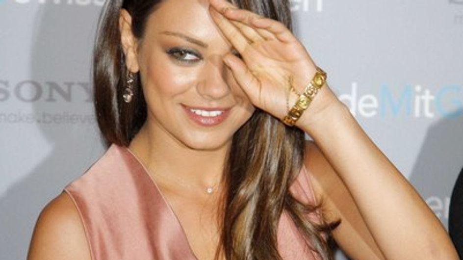 Mila Kunis : les secrets de son look !