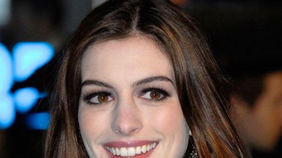 Anne Hathaway bientôt dans 'Glee' ?