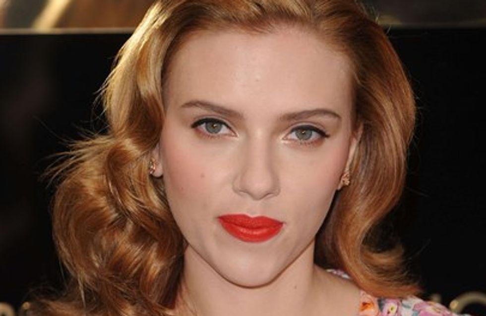 Scarlett Johansson : elle s'affiche nue dans les rues de Los Angeles !