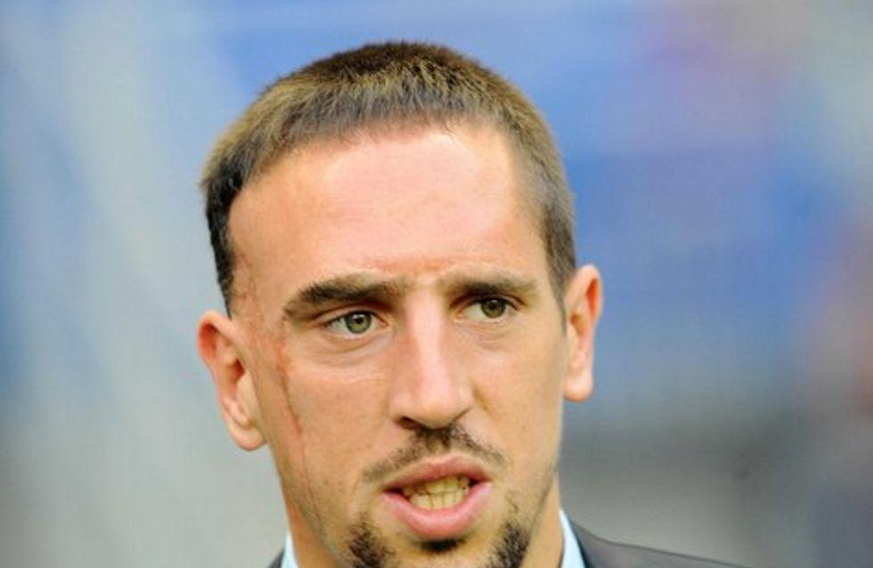Franck Ribéry : le prénom de son fils choque !
