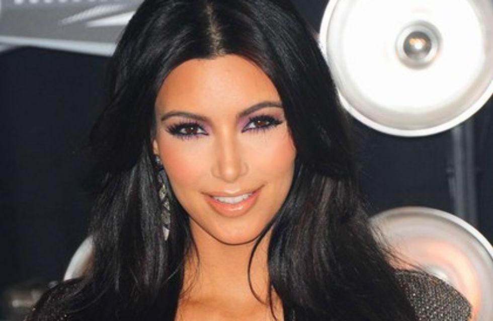 Kim Kardashian a été élue star la plus ennuyeuse