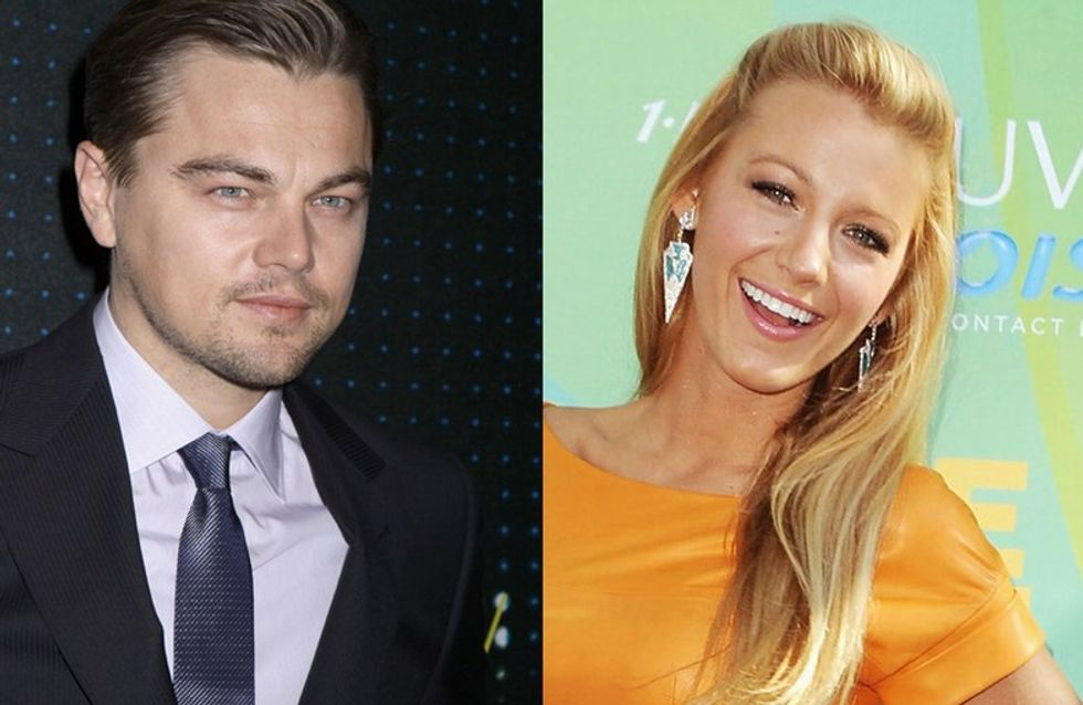 Blake Lively : attaquée par les fans de Leonardo DiCaprio