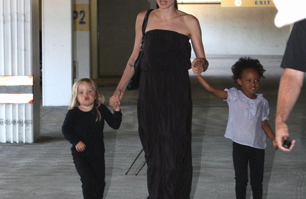 Angelina Jolie : découvrez la bobine des meilleurs amis de ses enfants !