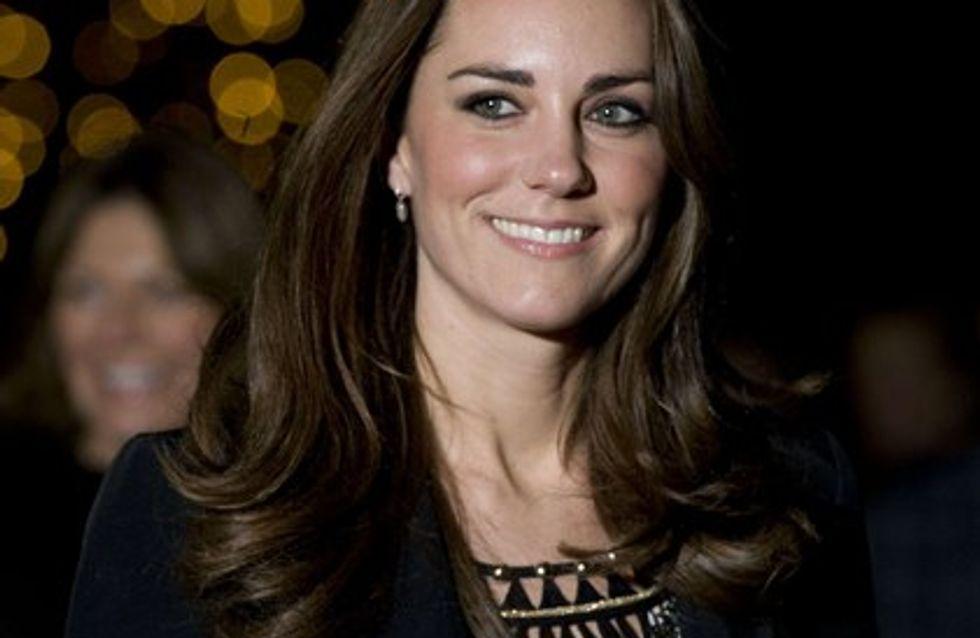 Kate Middleton : découvrez sa photo de petite fille !