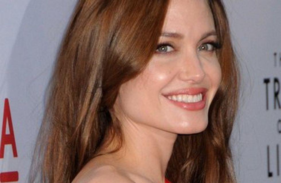 Angelina Jolie : J'ai appris à devenir une meilleure mère