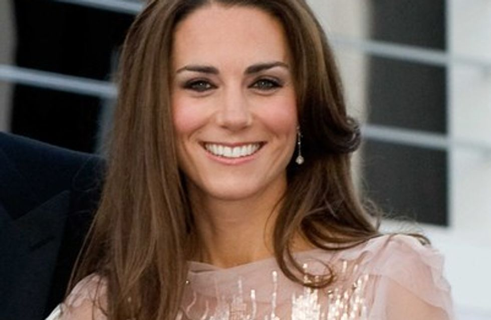 Kate Middleton a failli vexer la reine !