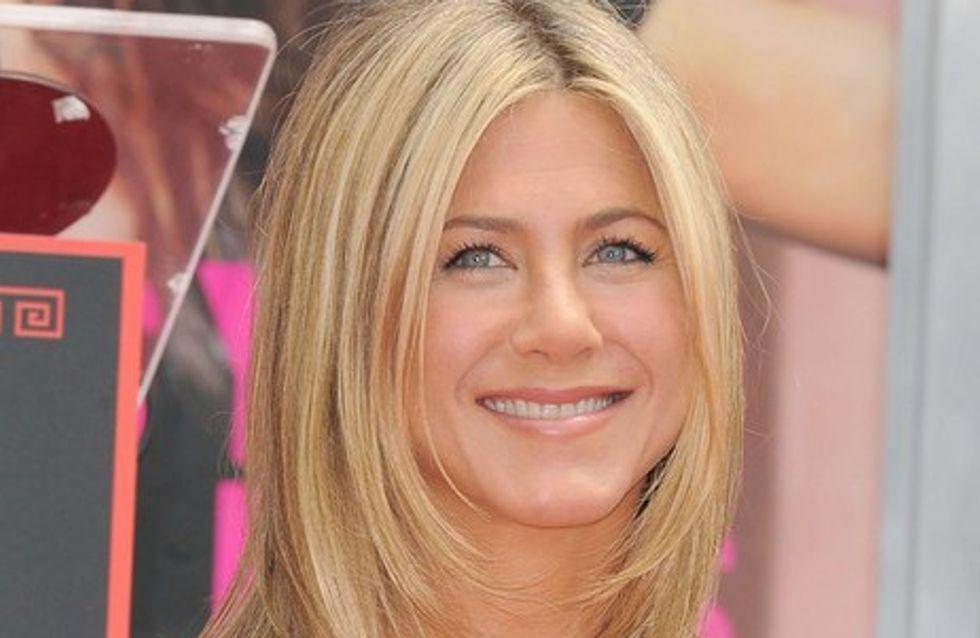 Jennifer Aniston : Je ne perds pas espoir de tomber enceinte