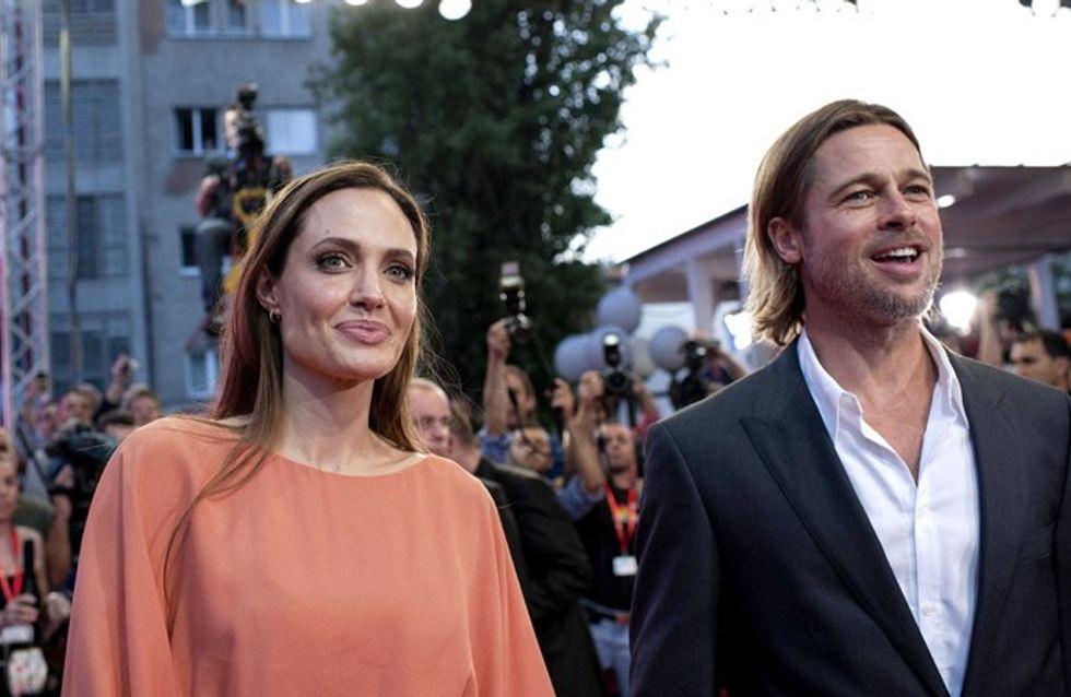 Brad Pitt et Angelina Jolie ont fait un gros chèque...