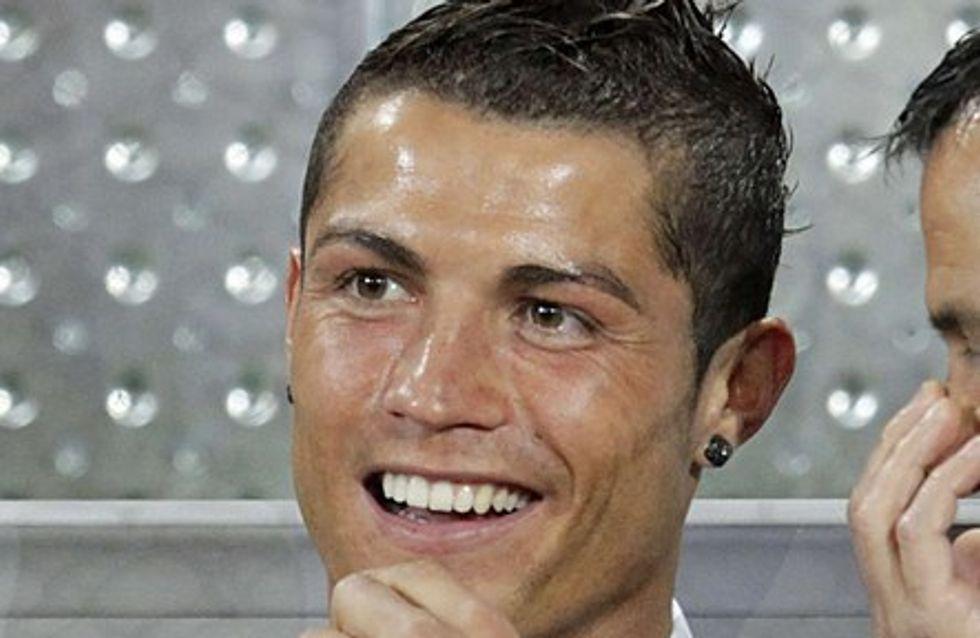 Cristiano Ronaldo : c'est un mauvais coup !
