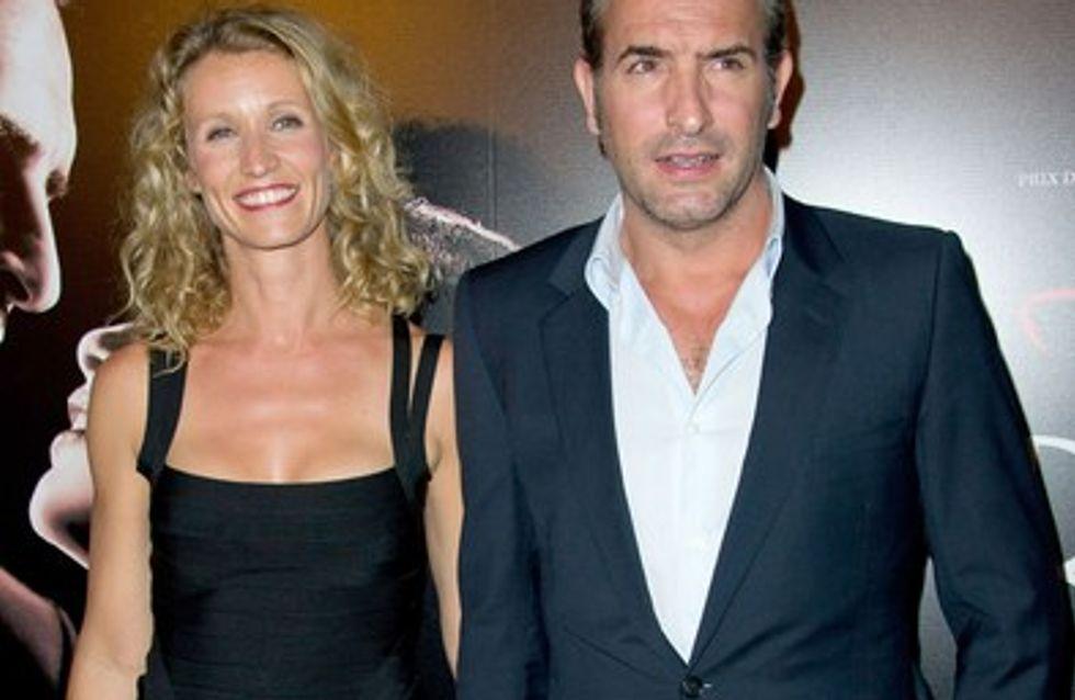 Jean Dujardin : À la maison, on est un couple normal avec Alexandra Lamy